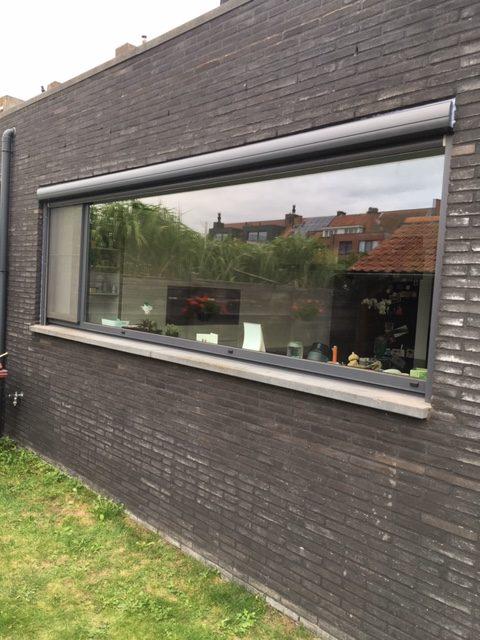 Aluver BV | Aluminium ramen & deuren | Sectionale poorten